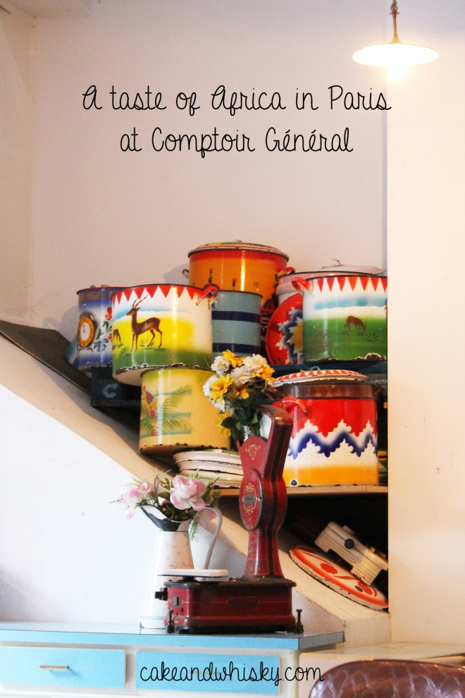 A Taste of Africa at Comptoir Général, Paris | Cake + Whisky