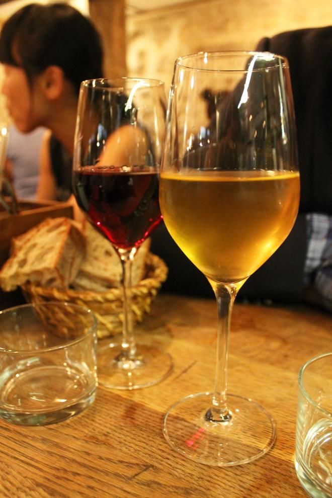 Frenchie Bar à Vins, Paris 2nd | Cake + Whisky