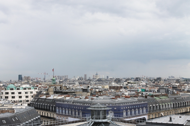 On top of Paris + L'Eclair de Génie | Cake + Whisky