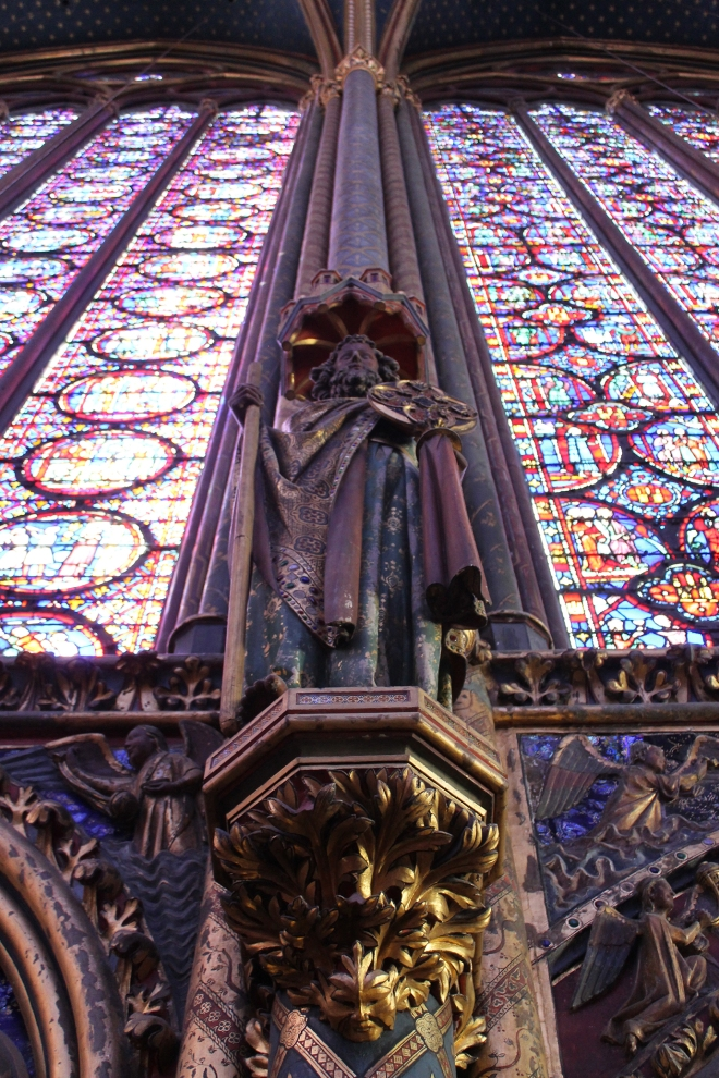 Sainte Chapelle Paris 19