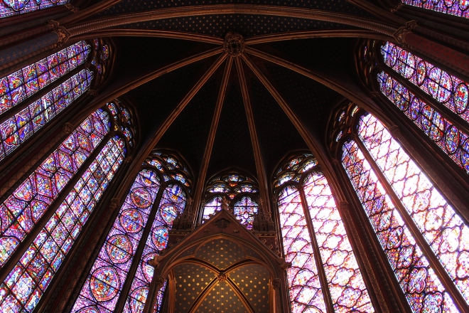 Sainte Chapelle, Paris | Cake + Whisky