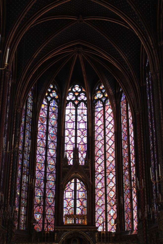 Sainte Chapelle Paris 30