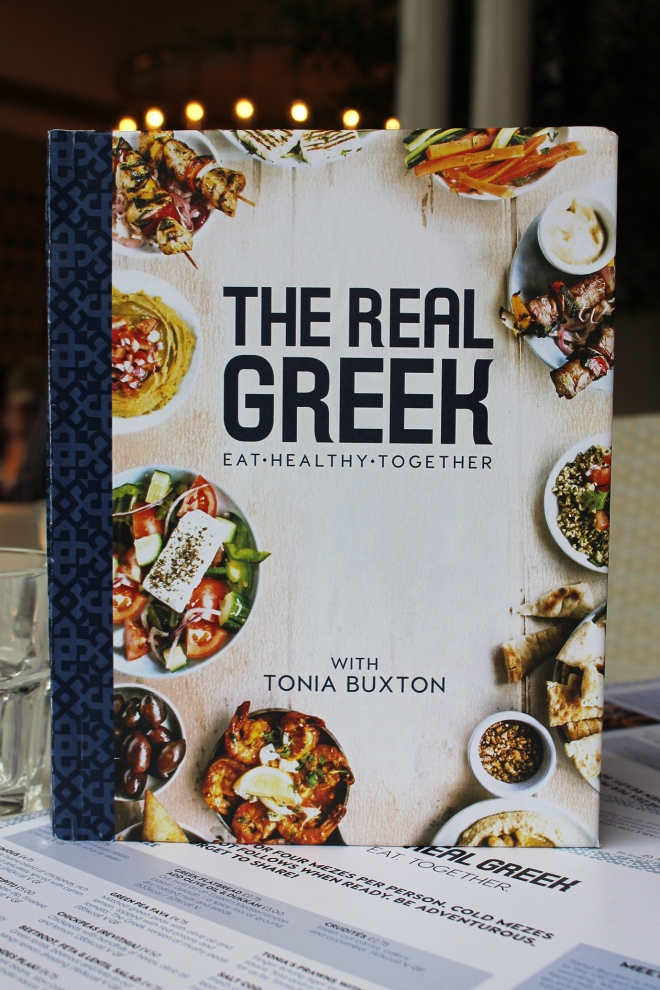 The Real Greek Cookbook | Cake + Whisky