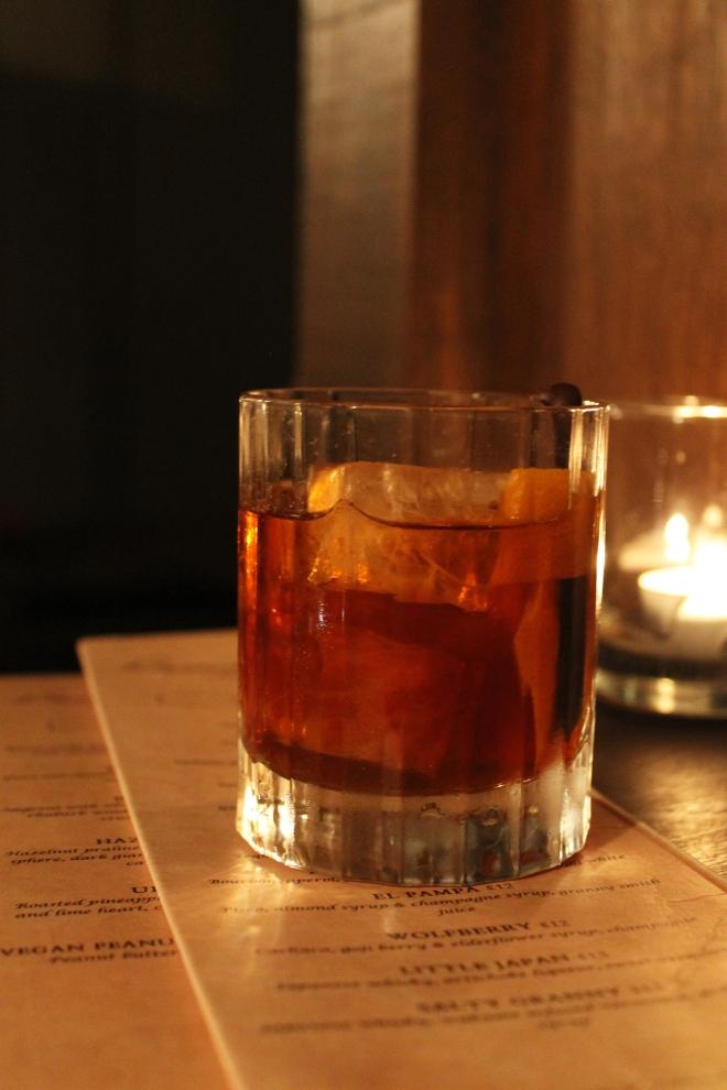 Basement Sate | Cake + Whisky