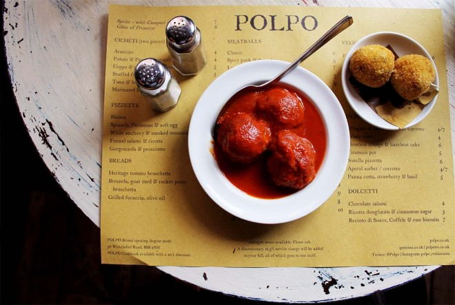 Polpo at The Ape and Bird | Cake + Whisky