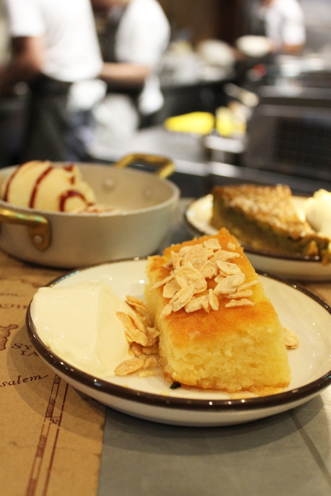 The Barbary, London | Cake + Whisky