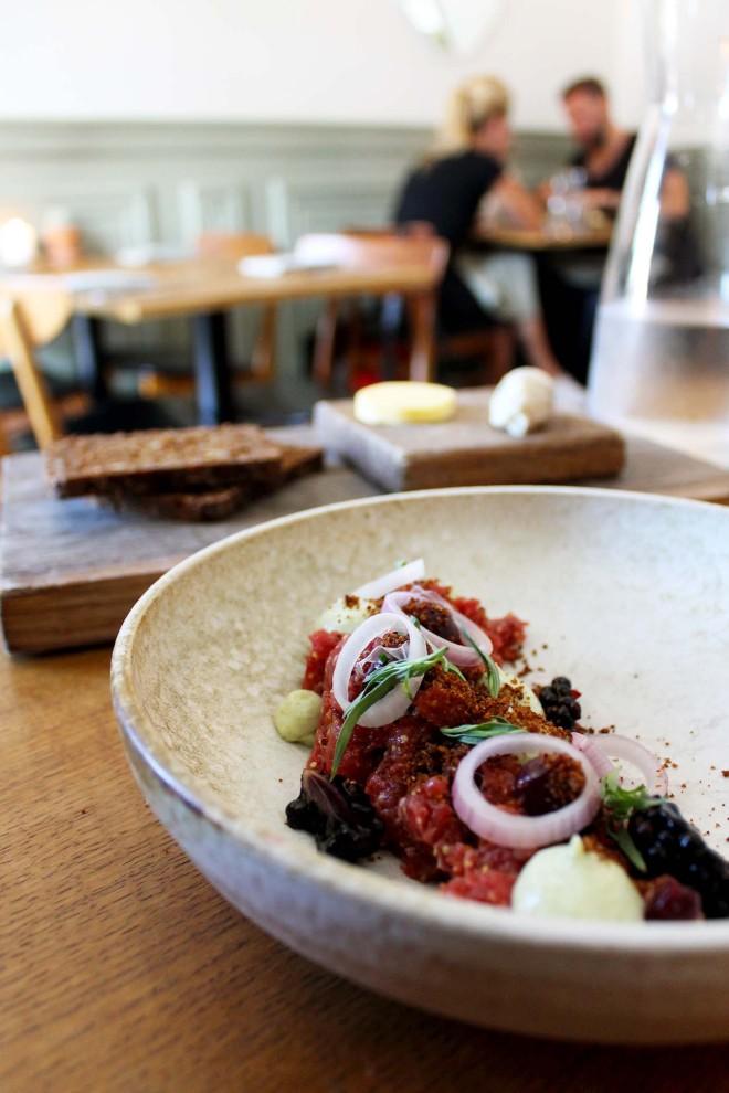 Copenhagen best Smørrebrød at Aamanns | Cake + Whisky