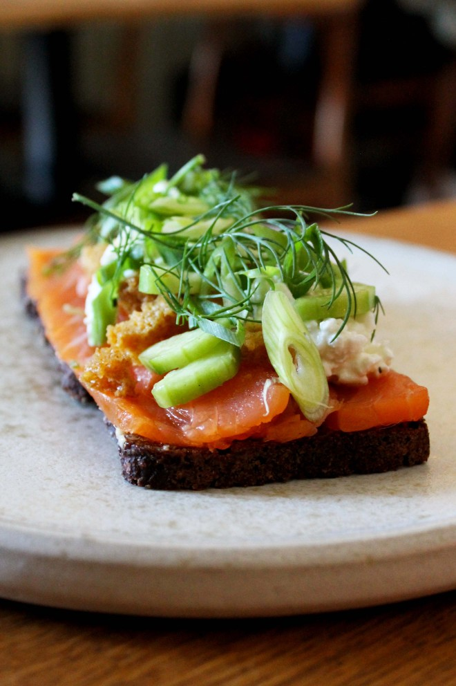 Copenhagen best Smørrebrød at Aamanns | Cake + Whisky