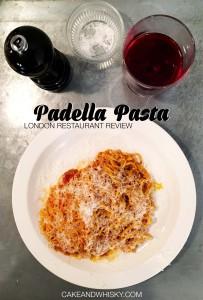 Padella Pasta, London | Cake + Whisky