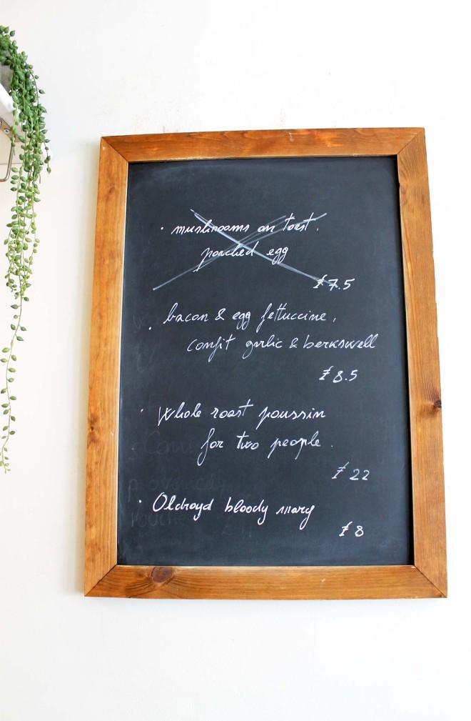 Brunch at Oldroyd | Cake + Whisky