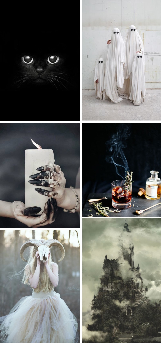 Halloween Inspiration | Cake + Whisky