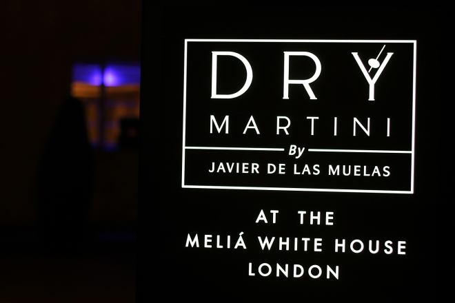 HotJoint launch at Dry Martini Bar London