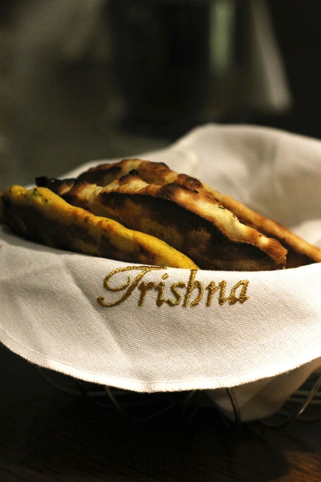 Diwali at Michelin-starred Trishna, London | Cake + Whisky