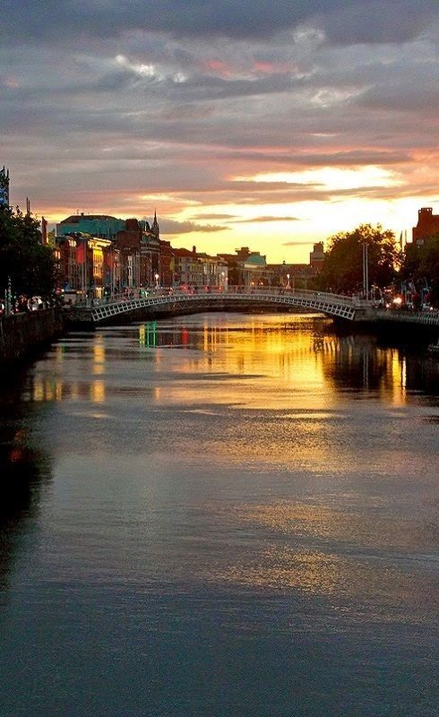 2017 Travel Plans | Dublin, Ireland