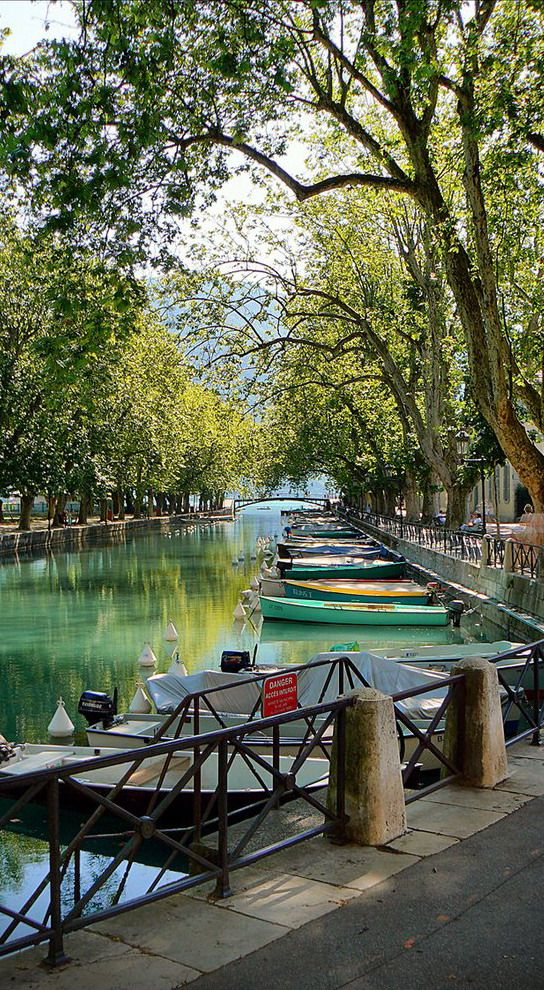2017 Travel Plans | Annecy, France