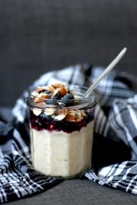 Lemon drizzle porridge recipe | Cake + Whisky