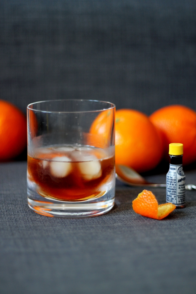 Cocktail of the month - The Old Fashioned