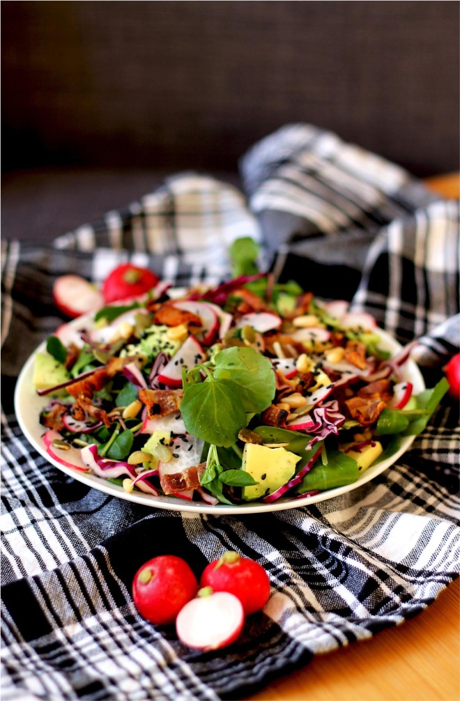 Superfood salad | Cake + Whisky