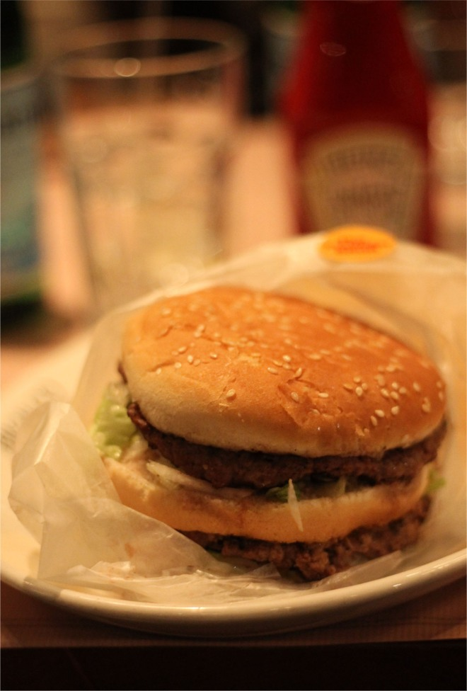 The Founder BRGR by BRGR.CO - London's best burger?