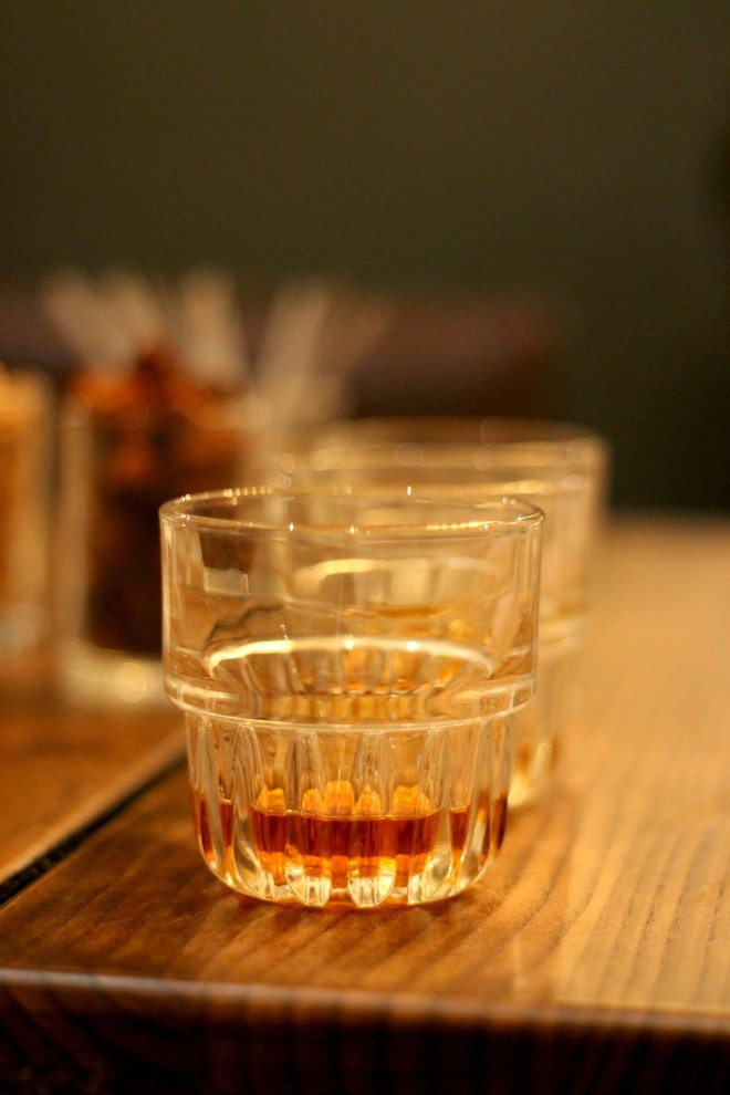 Hudson Whiskey Tasting at The Vestry | Cake + Whisky