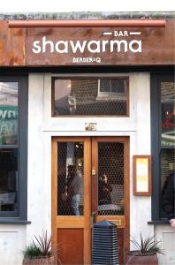 Shawarma Bar, London   Restaurant review    Cake + Whisky
