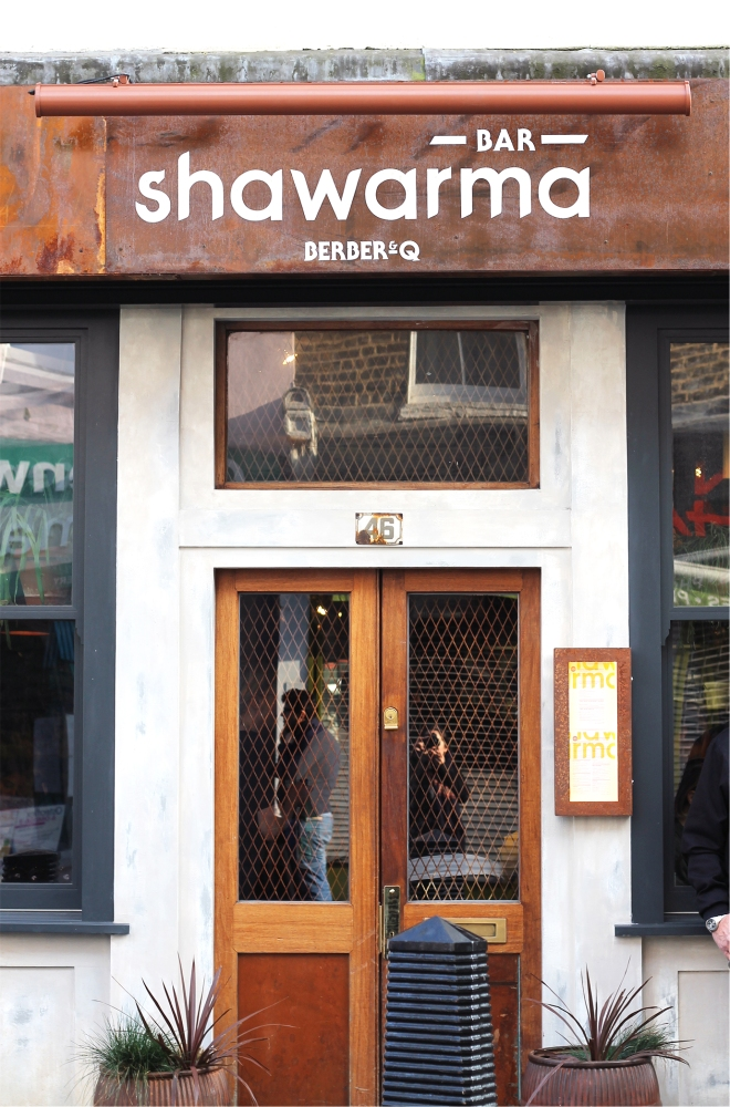 Shawarma Bar, London | Restaurant review || Cake + Whisky