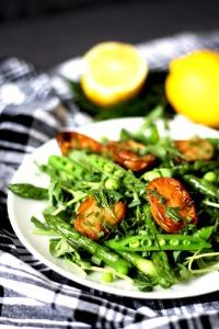 Spring Potato Salad (Vegan, GF)   Cake + Whisky