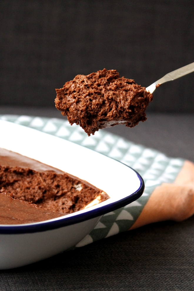 Classic Chocolate Mousse recipe ● Cake + Whisky