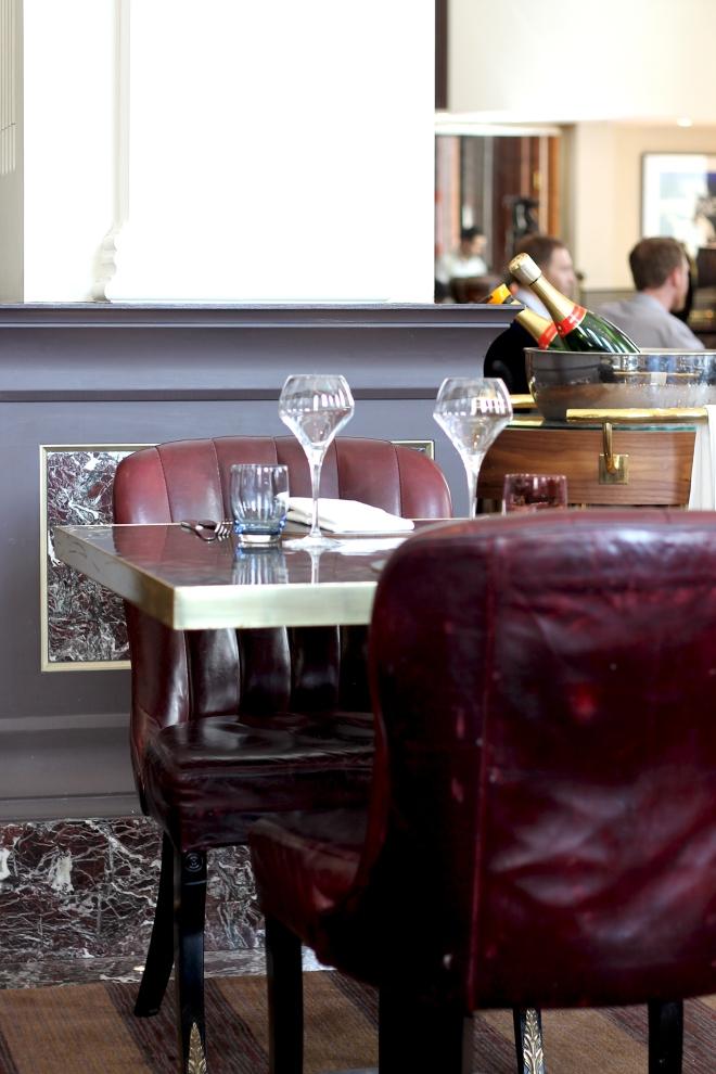 The Balcon at Sofitel • London restaurant review • Cake + Whisky