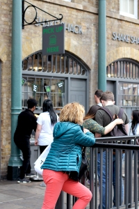Shake Shack, Covent Garden, London ● Review ● Cake + Whisky