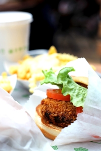 Shake Shack, Covent Garden, London ● Review ● Cake + Whisky