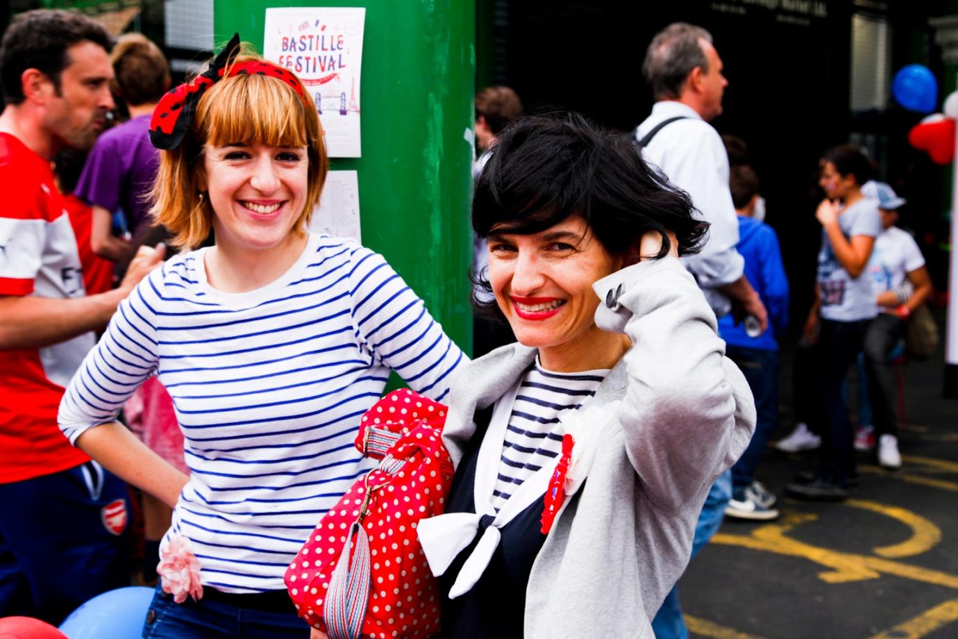 Bastille Day London - Bastille Festival at the Borough Market
