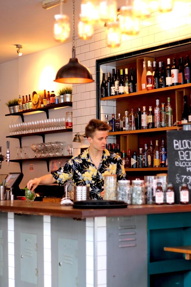 Ben's Canteen, Battersea • London Restaurant Review • Cake + Whisky