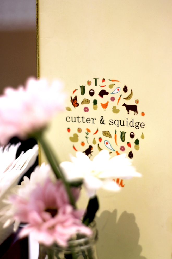 Cutter & Squidge • London Restaurant • Cake + Whisky