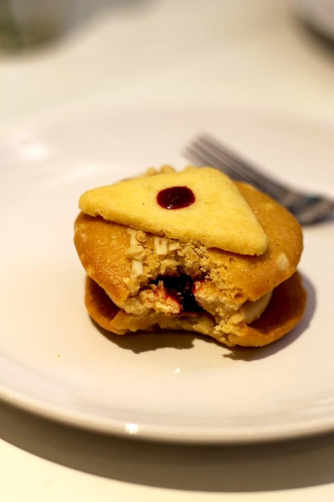Cutter & Squidge • London Restaurant • Cake + Whisky