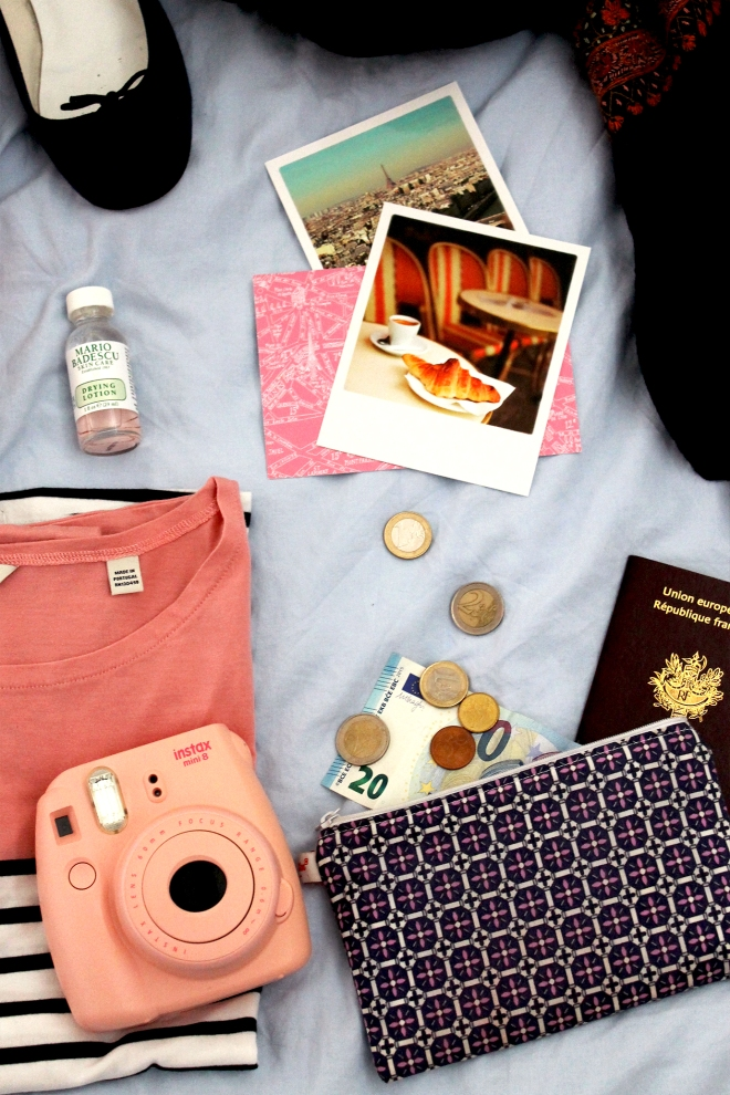 What to pack for Paris in the summer • Travel Tips • Cake + Whisky