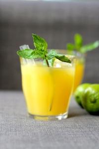Pineapple Fizz Mocktail • Recipe • Cake + Whisky