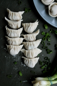 Spicy Pork Dumplings • Recipe • Cake + Whisky