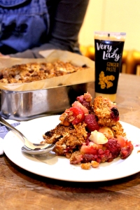 A Very Lazy Breakfast • Healthy Breakfast Recipes • Cake + Whisky