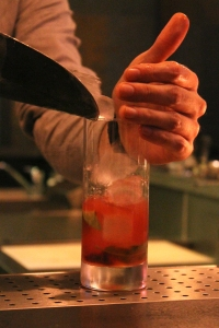 A British cocktail masterclass at Hixter Bankside ● Cake + Whisky