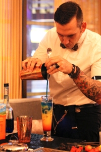 TwoRuba ● London cocktail bar ● Cake + Whisky