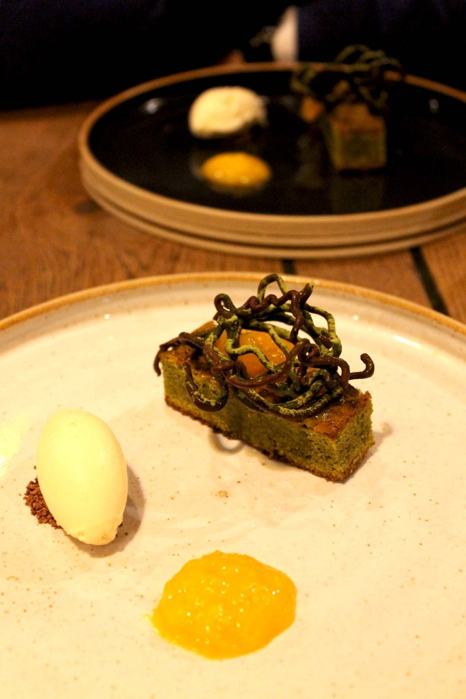 Anglo, Clerkenwell ● London restaurant review ● Cake + Whisky