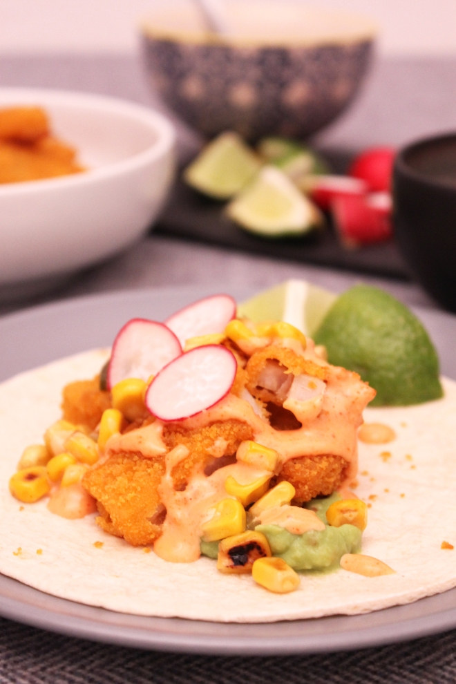 Lazy fish tacos ● Easy dinner recipe ● Cake + Whisky