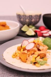 Lazy fish tacos ● Easy dinner recipe ● Cake + Whisky