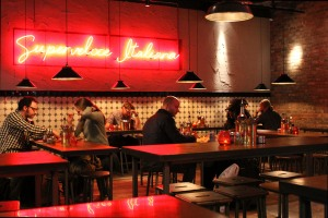 Pizza Union Dalston ● London restaurant review ● Cake + Whisky