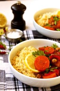 Vegan Moroccan Tagine ● Recipe