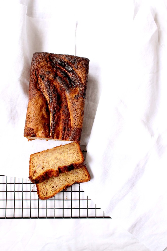 Banana Bread Recipe / Easy baking / Cake + Whisky