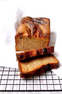 Banana Bread Recipe / Easy baking / Cake + Whisky