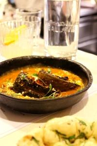 Dinner at Kricket ● London Restaurant Review ● Cake + Whisky