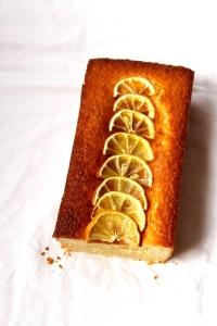 Simple Lemon Cake / Easy cake recipe for everyday baking / Cake + Whisky